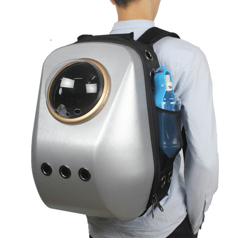 Unique Design! Space Cat Carrier Backpack