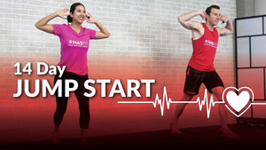 SALE: 14 Day Jump Start: A Complete Beginner Workout Program