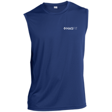 HASfit Elite Performance - Dri-Fit Sleeveless T-Shirt