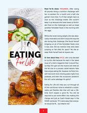 SALE: Eating For Life eBook: Enjoy The Foods You Love. Get The Results You Need.