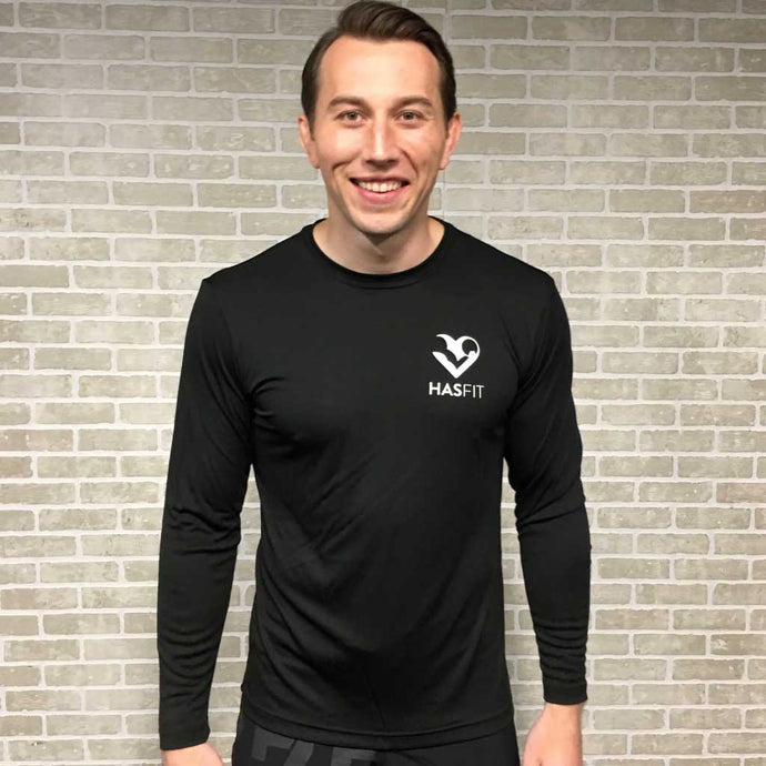 HASfit Performance Layer - Dri-Fit Long Sleeve Shirt