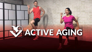 SALE: 30 Day Active Aging Fitness Program