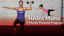 HASfit Mama 9-Month Prenatal Exercise Program