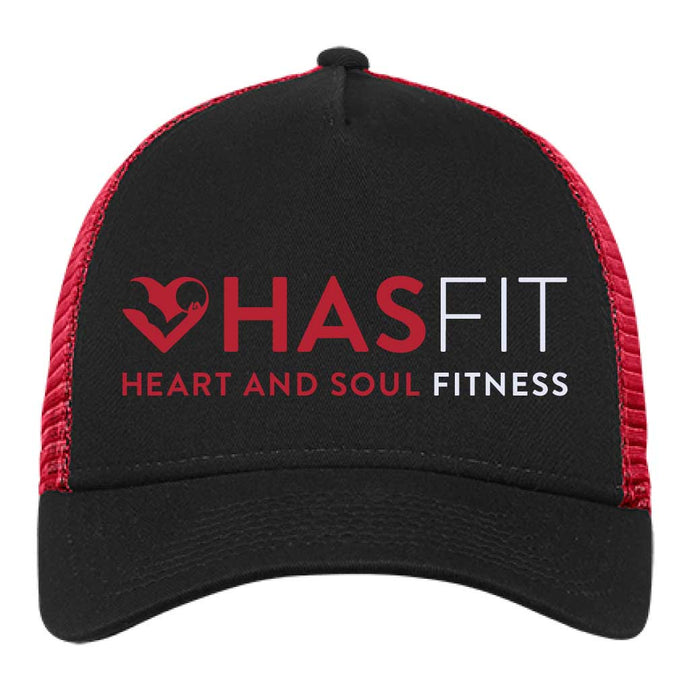 HASfit New Era® Snapback Trucker Cap