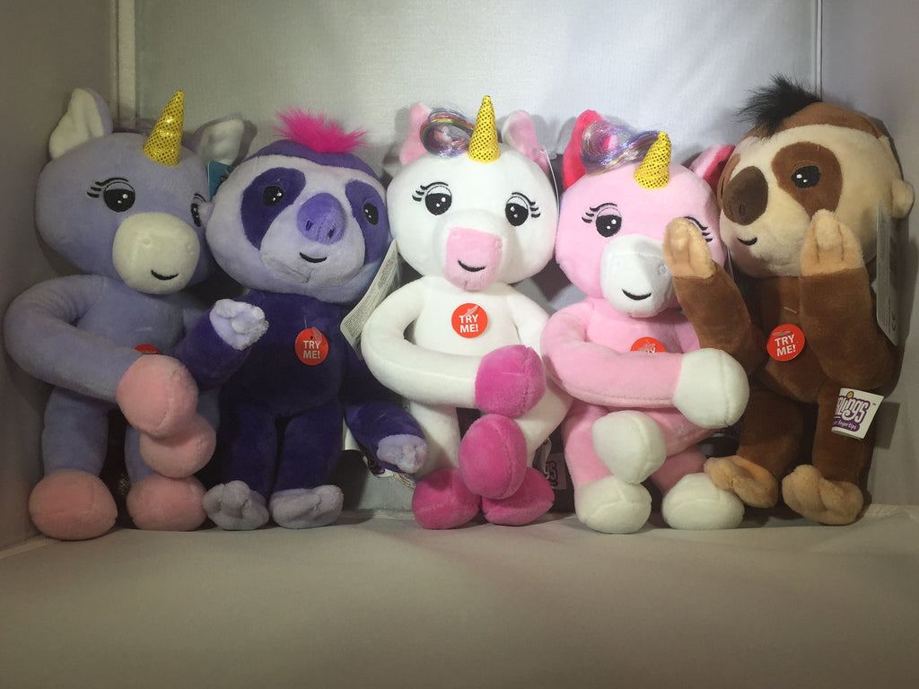 Fingerlings Plush Stuffed Animals