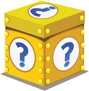 Mystery Box of Toys