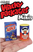 Official Wacky Packages Minis