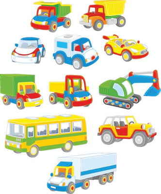 Cars and transportation toys