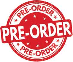Pre Order New Toys at Knick Knack Toy Shack