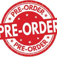 Pre Order - New Products that are coming soon