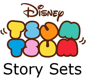 Tsum Tsum Story & Play Sets