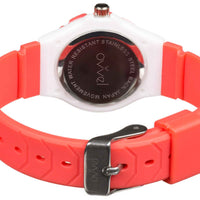 Watches for kids - Learning Watch Coral back