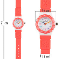 Watches for kids - Learning Watch Coral dimensions