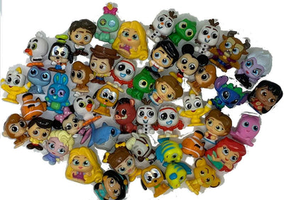 Disney Doorable Series 4 - mixed lot 12 pieces - no doubles