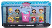 Disney Doorables 8-Piece Princess Playset