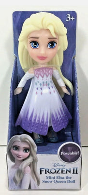 Disney Princess Mini Toddler Doll - Mini Elsa the snow queen doll
