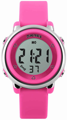 Watches for kids - Digital Hot Pink