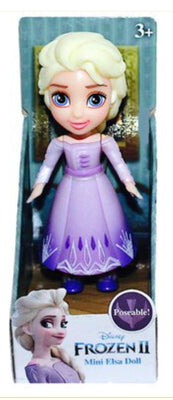 Disney Princess Mini Toddler Doll - Mini Elsa doll