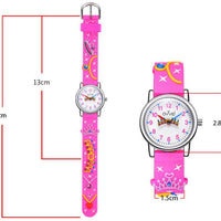 Watches for kids - Princess dimensions