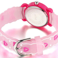 Watches for kids - Hot Pink Bows back