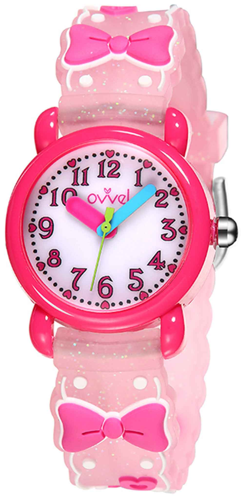 Watches for kids - Hot Pink Bows