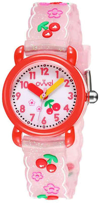 Watches for kids - Cherries