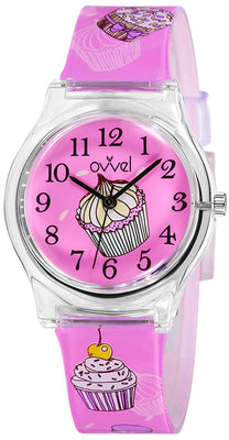Watches for kids - Cupcakes