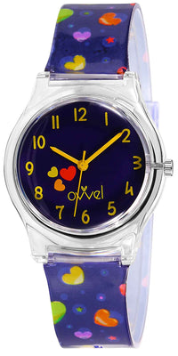 Watches for kids - Hearts