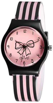 Watches for kids - Pink Bow