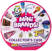 5 Surprise Mini Brands Collectors Case Series 1 by Zuru (Includes 2 Mini Toys)