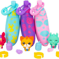 Baby Bananas Baby Crushies Mystery Bunch 3-Pack (Random Colors) in actiobn