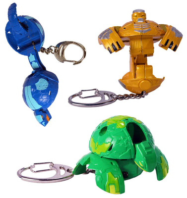World's Coolest Bakugan Keychain (1 Random)