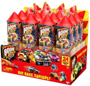 Boom City Racers Car (Full Case of 12 Mystery Packs)