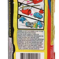 Boom City Racers Car (1 Mystery Pack) back of package