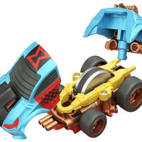 Boom City Racers Car (1 Mystery Pack) in action
