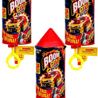 Boom City Racers Car (Bundle of 3 Mystery Packs)