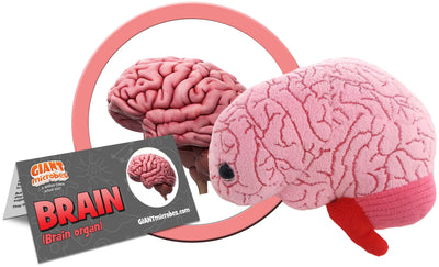 Giant Microbes Plush - Brain Organ