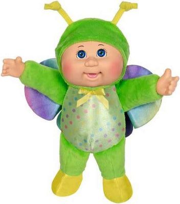 Cabbage Patch Kids Rainbow Garden Stella Butterfly 9-Inch Plush