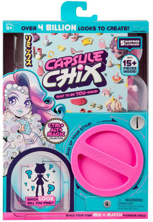 Capsule Chix ctrl + Alt + magic