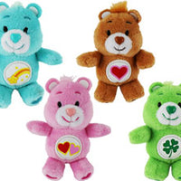 World's Smallest Care Bears Series 2 - (Complete Set Bundle of 4) open