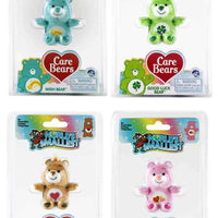 World's Smallest Care Bears Series 2 - (Complete Set Bundle of 4)