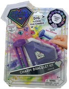 Charm Stone Bracelet Digging Kit - Purple (Series 1)