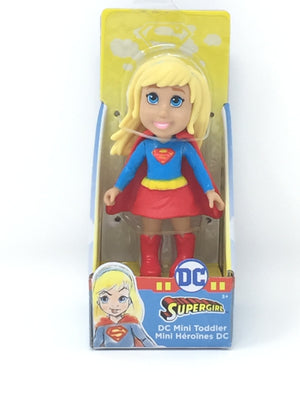 DC 3 inch Mini Toddler Doll - Super Girl