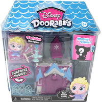 Disney Doorables Mini Playset Elsa's Frozen Castle