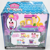 Disney Doorables Mini Playset Rapunzel's Creative Corner back of box