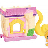 Disney Doorables Mini Playset Rapunzel's Creative Corner in action