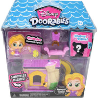 Disney Doorables Mini Playset Rapunzel's Creative Corner