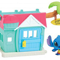 Disney Doorables Mini Playset Elsa's Frozen Castle dimensions