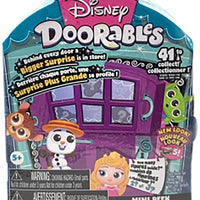 Disney Doorable series 5 mini peek (2-3 figures per box)
