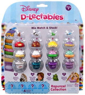D-lectables Mix Match & Stack Rapunzel Collection 1
